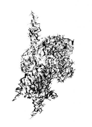Sans titre, 2014, 4,8 x 6,0 cm